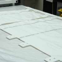 Airbag  - Lasercutting for automotive